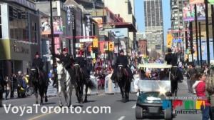 Desfile St Patrick's Toronto