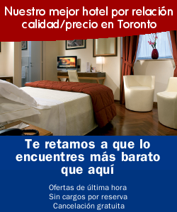 Hoteles Booking Toronto